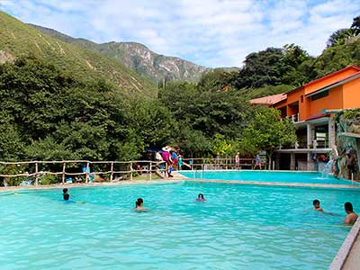 Swimming Pool | Grutas Tolantongo