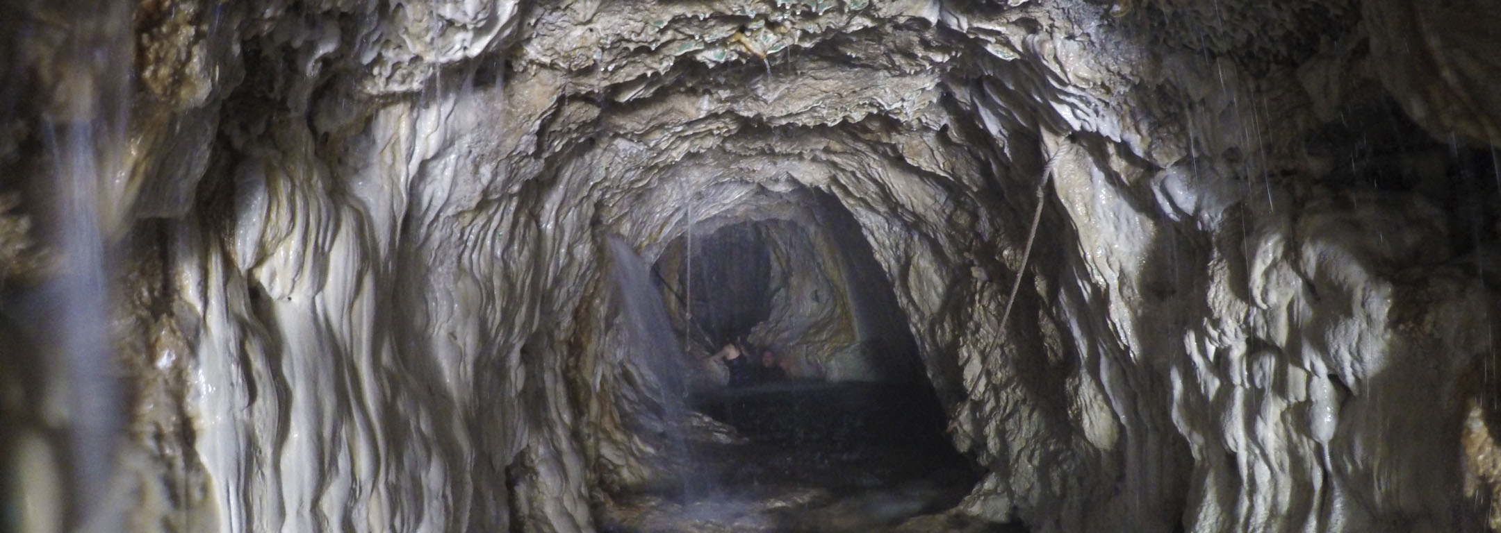 Thermal water tunnel